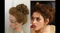 beautiful hairstyles with puff easy party hairstyles