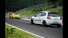 Clio 3 Rs Cup Vs Megane Rs Nordschleife 05 07 2013