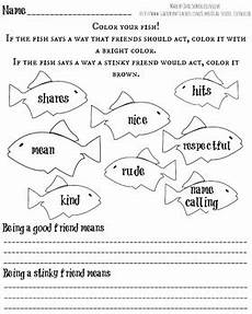 rainbow fish friendship activity by bringing back mayberry tpt