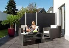 sichtschutz für terrassen gartengestaltung sichtschutz f 252 r die terrasse bauemotion de