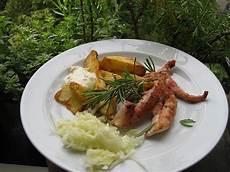 pulpo gebraten mit kartoffel einfaches mediterranes