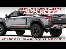 2019 nissan titan release date best 2019 nissan titan warrior specs release date