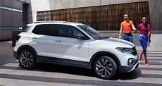 Volkswagen T Cross Edition Le Prix De La Version