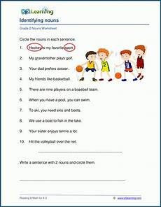 grammar worksheets for elementary school printable free k5 learning