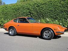 1972 Datsun 240Z – Digestible Collectible
