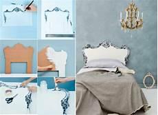 Kreative Deko Idee Im Schlafzimmer Kopfteil Zum Selbermachen