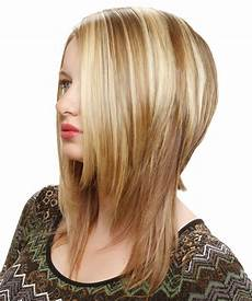 medium straight alternative hairstyle honey hair color with light highlights