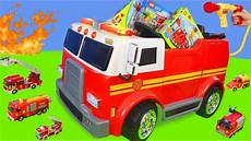 le pompier sam jouets camion de pompier jouets fireman