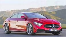 Brand New 2018 Mercedes Cls