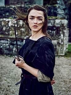 arya stark schauspielerin of thrones maisie williams aka arya stark
