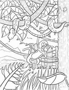 Malvorlagen Jungle Jungle Coloring Pages 13 Coloring