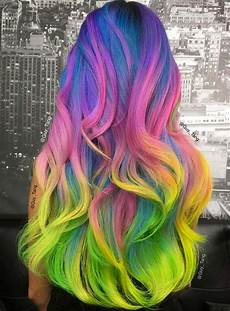 21 Awesome Neon Hair Color Ideas You Can Try This Year