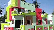 colorful houses best colors youtube