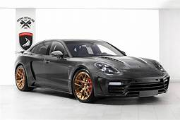Porsche Panamera GTR Carbon Edition By Topcar Looks Really