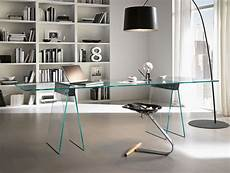 glass home office furniture contemporary office furniture made from glass home trendy