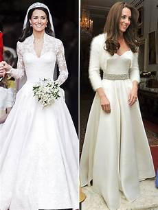 Pippa Middleton Wearing Two Wedding Dresses Like Kate