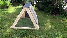 come costruire una gabbia per galline pollaio in legno con recinto per 2 galline