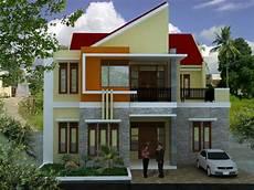 Konsep Rumah Minimalis 1 Dan 2 Lantai Masa Kini Model