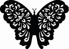 3 butterfly png black and white free 3 butterfly black