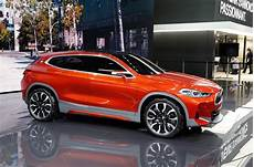 2018 bmw x2 previewed with motor show concept autocar