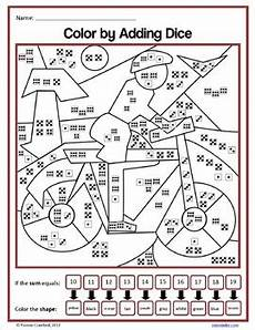 2nd grade color by number worksheets 16103 color by number second grade color by addition and subtraction