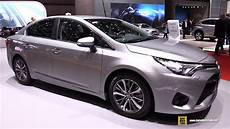 2016 Toyota Avensis Mid 2 0 Diesel Exterior And