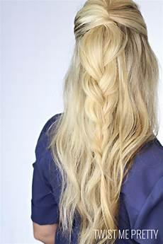 a simple braid day 17 twist me pretty