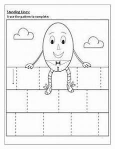 line patterns worksheets 152 patterns standing lines worksheets pattern worksheet alphabet practice sheets writing