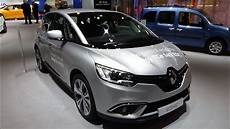 Renault Scenic 2018 - 2018 renault scenic intens energy tce 140 edc exterior