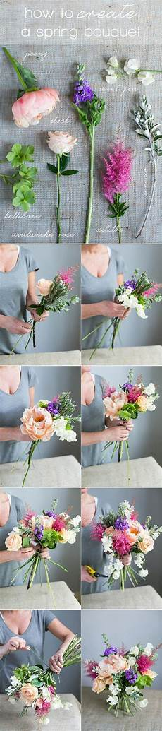 diy spring bouquet tutorial with peonies b loved weddings uk wedding blog inspiration for