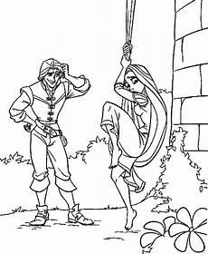 Disney Malvorlagen Rapunzel Tangled Rapunzel And Flynn Coloring Pages Sketch Coloring Page