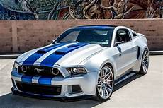 Ford Mustang Need For Speed - quot need for speed quot ford mustang to debut at fundraiser