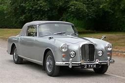 1963 Alvis TD21 Series II Drophead Coupe Maintenance