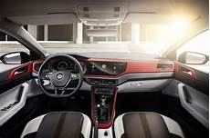 polo 2018 interieur 2018 volkswagen polo officially revealed gti packs 147kw