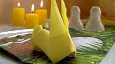 origami rabbit bunny from napkins hd