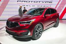 new 2019 acura rdx prototype unveiled at detroit for us market pictures auto express