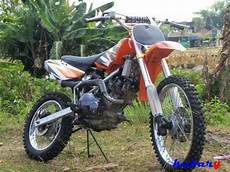 Jupiter Mx Modif Trail by Gambar Modifikasi Motor Yamaha Jupiter Mx Jadi Trail