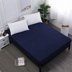 Colorful Protector Cover by Aliexpress Buy Solid Color Mattress Protector With
