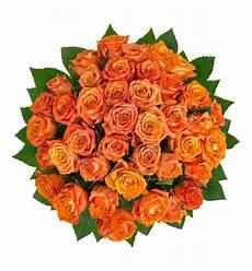 flowrframe blumenstrau 223 40 frische orangene mit xl