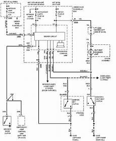 Honda Cr V 1997 System Warning Wiring Diagram All About