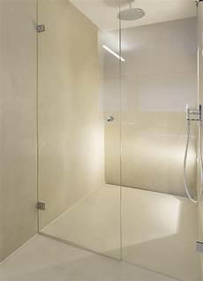 moderne fugenlose dusche mit nurglast 252 re in 2019