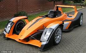 Caparo T1 Fastest Supercar In The World Put Up For Sale
