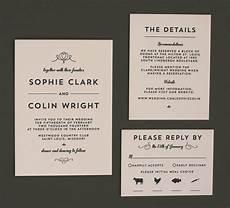 Wedding Invitation With Inserts