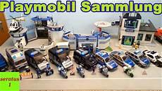 Playmobil Malvorlagen Polizei 400 Seratus1 Mega Playmobil Sammlung Feuerwehr