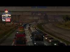 Stau A 6 - ets2 v1 27 traffic jam v3 4 beta stau z 228 hlfie 223 end