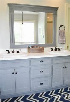 ideas for painting bathroom cabinets painting cabinets and using shortcuts sincerely d