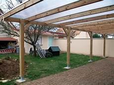 plaque polycarbonate pour pergola pergola bois avec toiture polycarbonate penmie bee