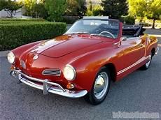 1964 vw karmann ghia convertible