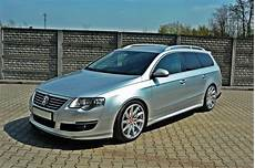 racing side skirts diffusers vw passat b6 b7 r line our