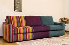 stoffa per divano divano multicolore moderno in tessuto vama divani